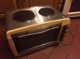 Table top cooker oven