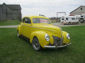 Rare 1940 Mercury Coupe It Is A Driver