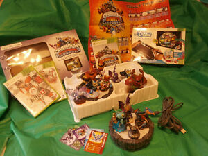 Skylanders Pkg For Xbox and (Mobile Set) for IPad,Iphone, Ipod,
