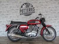 BSA Rocket III 1969 *Rare-Restored and very collectible*