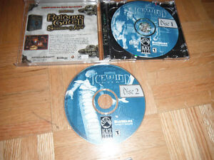 ICEWIND DALE DVD  GAME- ALL IN PERFECT CONDITION