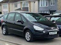 2013 Ford S-MAX 1.6 TDCi Zetec (s/s) 5dr MPV Diesel Manual