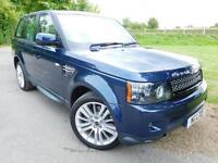 2012 Land Rover Range Rover Sport 3.0 SDV6 HSE 5dr Auto DAB! Rear Camera! TV!...