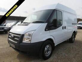 2012 62 FORD TRANSIT 2.2 TDCI 330 125 BHP AWD ALL WHEEL DRIVE 4X4 CAPABILITY 292