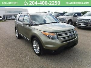 2012 Ford Explorer LimitedAWD Leather