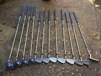 Ladies Dunlop Golf Clubs and Bag