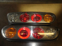 JDM TOYOTA SUPRA MK4 TAIL LIGHTS, YEAR 1994+