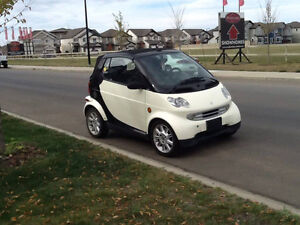 2005 Mercedes-Benz Smart Car Convertible