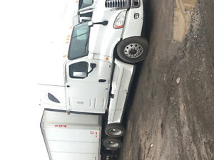 2012 FRIEGHTLINER CASCADIA  D15 MOTOR 10 SPEED MANUAL TRANS