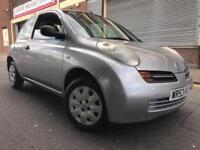 Nissan Micra 2004 1.2 16v S 3 door AUTOMATIC, GENUINE LOW MILES, BARGAIN