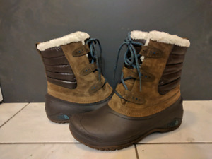 The North Face winter boots (brand new)