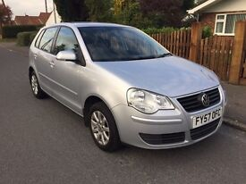2007(57) VW Volkswagen Polo 1.4 TDi SE - Full Service History - New Cambelt -12 Months MOT - £30 Tax