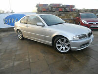 2001 BMW 320 Ci COUPE, LEATHER, LOW MILEAGE,1 FORMER KEEPER,FSH