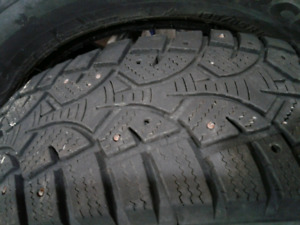 16 in Hercules snow tires ×4