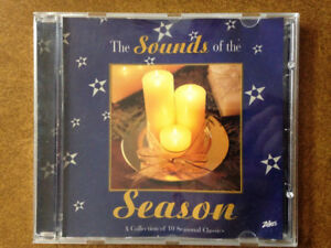 The Sounds of the Season CD