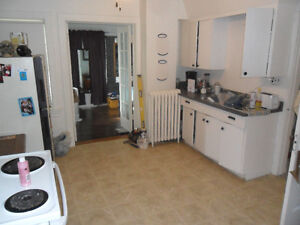 Sept 1st- 2bdrm includes Heat/Water/Hydro (Close to Misacordia)