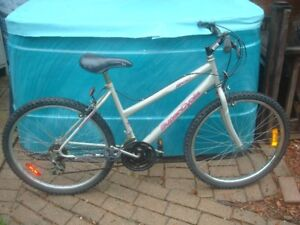 """Super cycle mountain bike with 26"""" wheels $60.00"""