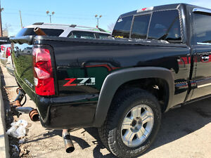Parting out 2004 Four door  Silverado Z71