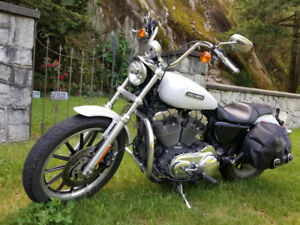 *Price drop* 2007 Harley Davidson Sportster XL 1200 Low