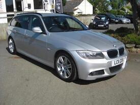 2011/11 BMW 318d 2.0TD M Sport Estate, £30 tax, superb Condition