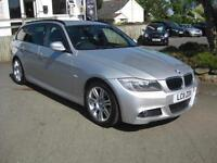 2011/11 BMW 318d 2.0TD M Sport Estate, £30 tax, superb Condition