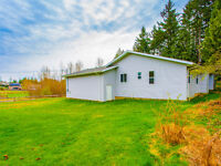 TWO HOMES ON CITY ACREAGE IN NANAIMO BC
