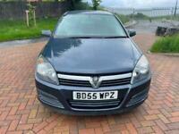2005 Vauxhall Astra 1.8i 16V Club 5dr Auto HATCHBACK Petrol Automatic