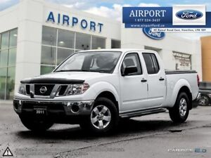 2011 Nissan Frontier SV 4WD with only 86,461 kms