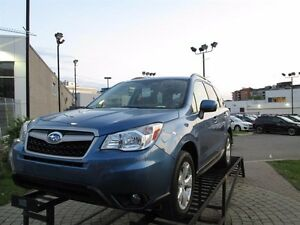 Subaru Forester TOURING EYESIGHT 2016