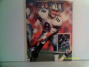 10 Beckett Magazines (1992-93) NM! Original Owner $5 and up.