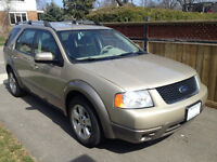 Ford Freestyle SEL 3.0L V6 (E-Tested Safety Certified)