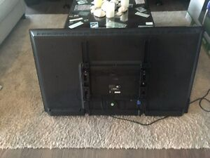 "New 50"" Large Big LED TV television mount and stand 3 hdmi ports Strathcona County Edmonton Area image 2"
