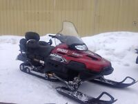 2009 Skidoo Expedition 600 Widetrack--BAD CREDIT FINANCING AVAIL