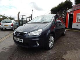 2009 Ford C MAX 1.8 Titanium 5dr 2 former keepers,2 keys,Full service history...