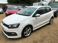 Volkswagen Polo 1.2 ( 60ps ) ( a/c ) 2013.5MY R-Line Style - £5995