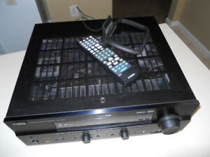 Yamaha RX-V659 audio/video receiver