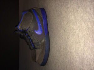 Nike mogan mid 3 size 13