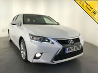 2015 LEXUS CT 200H ADVANCE HYBRID AUTOMATIC SAT NAV 1 OWNER SERVICE HISTORY