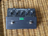 Trace Acoustic Guitar Preamp