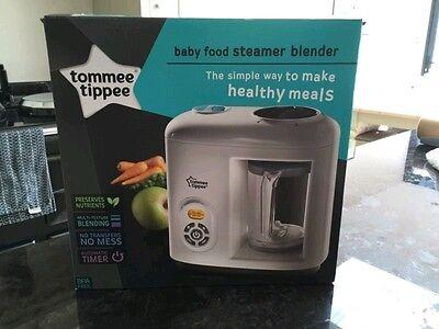 Tommee Tippee Food Steamer Blender