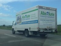 Absolute Exterior Solutions