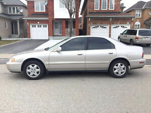 HONDA ACCORD IN  VERY GOOD  CONDITION