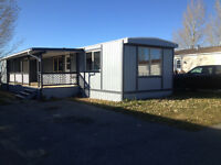 Completly renovated mobile home  in garden grove coaldale