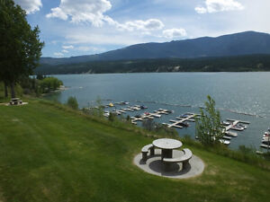 Soak and Skate at Luxurious Akiskinook Resort Lake Windermere BC