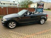 SPAIN SPANISH LHD LEFT HAND DRIVE 2008 BMW 118i CONVERTIBLE FREE DELIVERY IN UK
