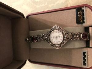 Vintage Faberge ladies watch