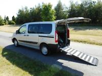 2016 Peugeot Expert Tepee 2.0 Hdi 6 SEATS Wheelchair Accessible Vehicle WAV