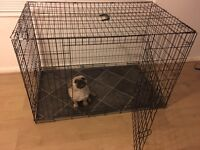 EXTRA LARGE XL XXL Dog Cage Crate - Whitefield Manchester
