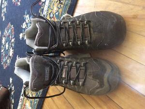 Dakota Steel Toe Boots - lightly used