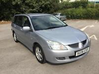 06 Mitsubishi Lancer 1.6 Equippe petrol - 1 owner from new £499 ULTIMATE BARGAIN